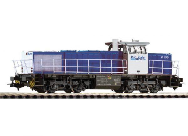 Piko 59928  Diesel locomotive G1206 Rurtalbahn