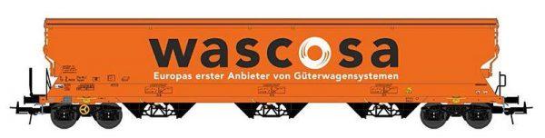 """NME 508612  Grain Silo wagon Tagnpps 130m³ """"WASCOSA"""""""