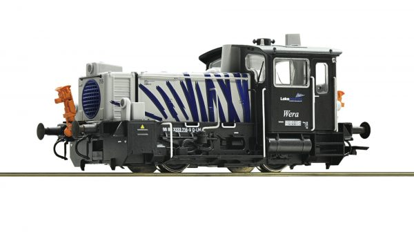 Roco 72018  Diesel locomotive 333 716, Lokomotion (DCC w/Sound)