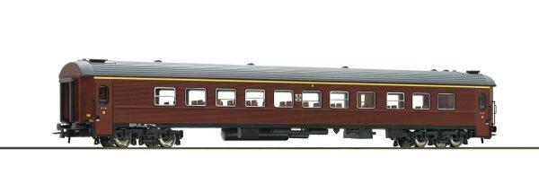 Roco 74512  1st class passenger coach, SJ
