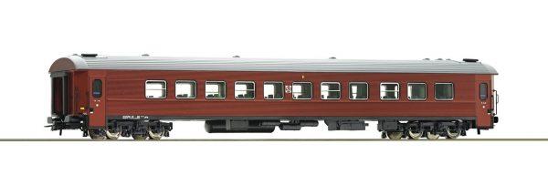 Roco 74513  2nd class passenger coach, SJ