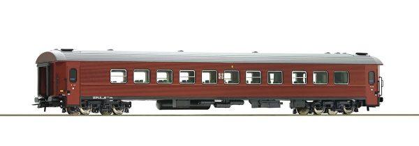 Roco 74514  2nd class passenger coach, SJ