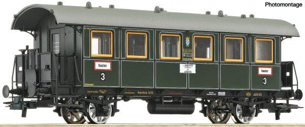 Roco 74901  3rd class passenger coach, K.Bay.Sts.B.