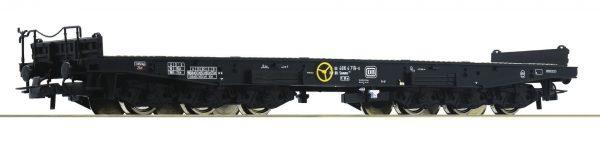 Roco 76828  Heavy duty flat wagon, DB