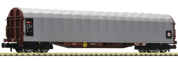 Fleischmann 837702  Sliding tarpaulin wagon, SBB