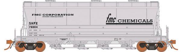 Rapido Trains  ACF PD3500 Flexi Flo: FMC Chemicals SHPX 996H #76004