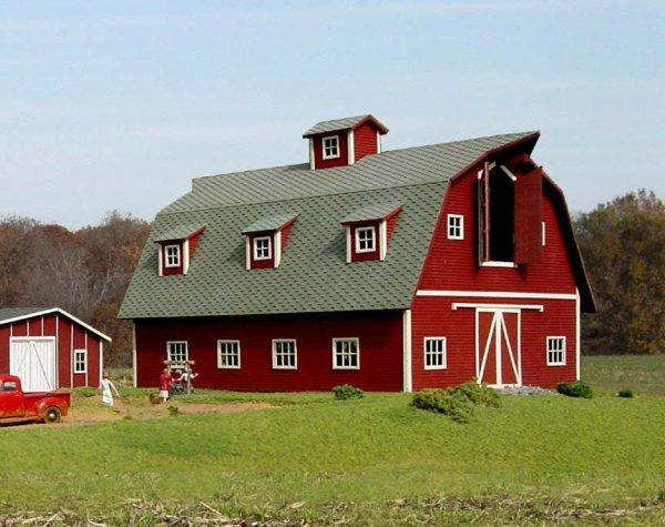American Model Builders 119  Country Barn