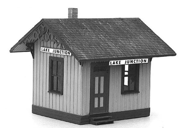 American Model Builders 120  Branch Line Depot