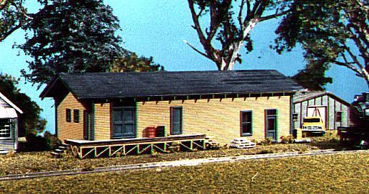 American Model Builders 601  General Service Building