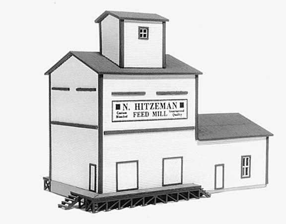 American Model Builders 611  N. Hitzemans Feed Mill