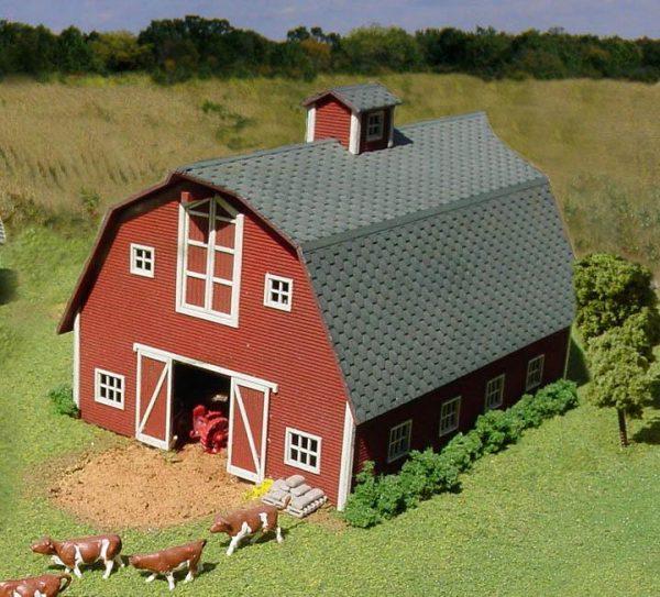 American Model Builders 619  Country Barn