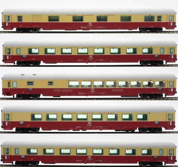 """ACME 55188  TRANS EUROP EXPRESS 84/85 """"Mediolanum"""""""