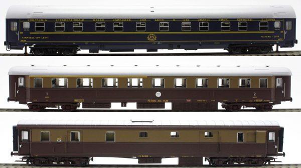 """ACME 55202  Direttissimi """"Freccia del Sud"""" / """"Treno del sole"""""""