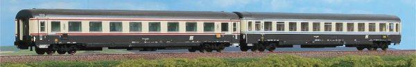 "ACME 55215  FS Intercity 2 car passenger set ""BENEDETTO CROCE"""