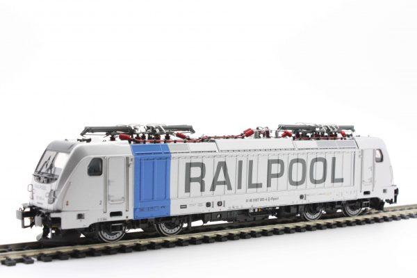 ACME 69462  Electric Locomotive TRAXX 3 Series 187 Railpool (DCC w/Sound)