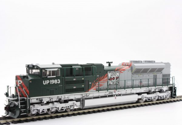 Athearn Genesis G68624  SD70ACe, UP/WP Heritage #1983 (DCC w/Sound)