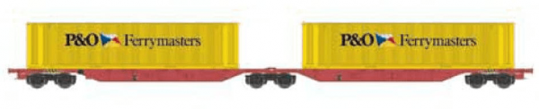 ACME 40207  FS Container Wagon Type Sggmrss '90