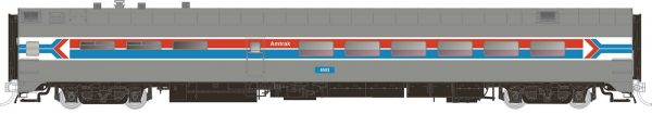 Rapido Trains  Amtrak (Phase 1) Pullman-Standard Lightweight Dining Car