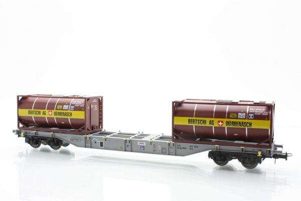 B-Models 54103   Container Wagon, HUPAC