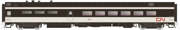 Rapido Trains  CN (1961 scheme)  Pullman-Standard Lightweight Dining Car