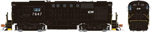 Rapido Trains 31005   Conrail (Ex-PC) Diesel Locomotive Alco RS-11 (DC Silent)