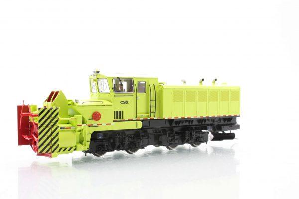 Roco 72803  Diesel Beilhack Rotary Snow Blower, CSX (DCC w/Sound)