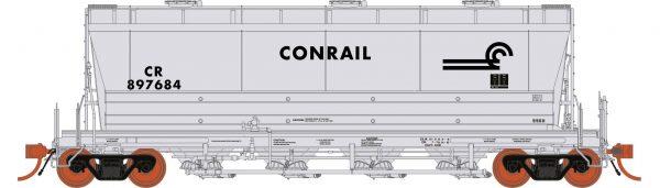 Rapido Trains  ACF PD3500 Flexi Flo: CR Conrail Repaint 996H #897684