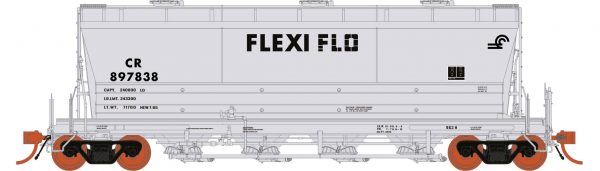Rapido Trains  ACF PD3500 Flexi Flo: CR ACF Repaint 963H #897865