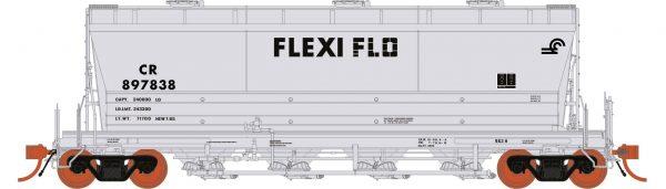 Rapido Trains  ACF PD3500 Flexi Flo: CR Repaint 963H #897829