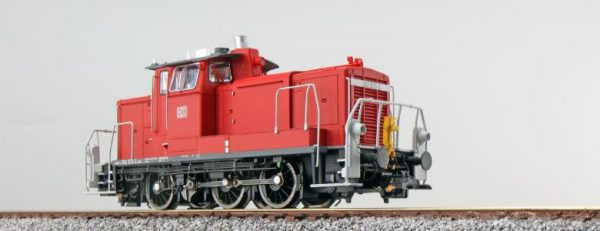 ESU 31412  Diesel Locomotive class 362, DB AG (DCC Sound+Smoke, DC/AC)
