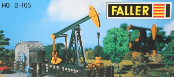 Faller B165  Oil Pump