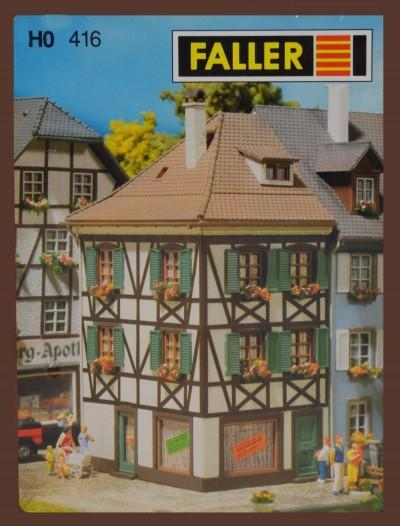 Faller 416 Half-Timbered House