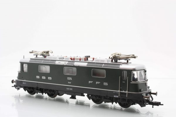 Fleischmann 4343 Electric Locomotive Re 4/4, of the SBB