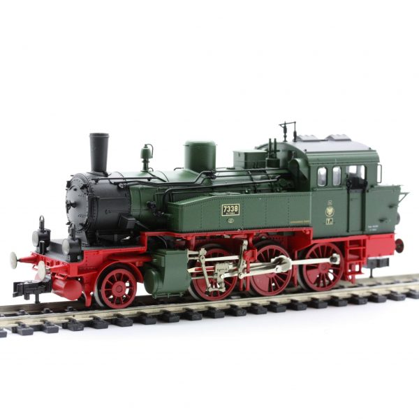 Fleischmann 4825  Steam Locomotive Class T9.3, K.P.E.V