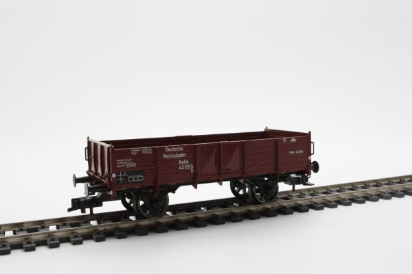 "Fleischmann 5208 Gondola , type O (""Halle""), DRG"
