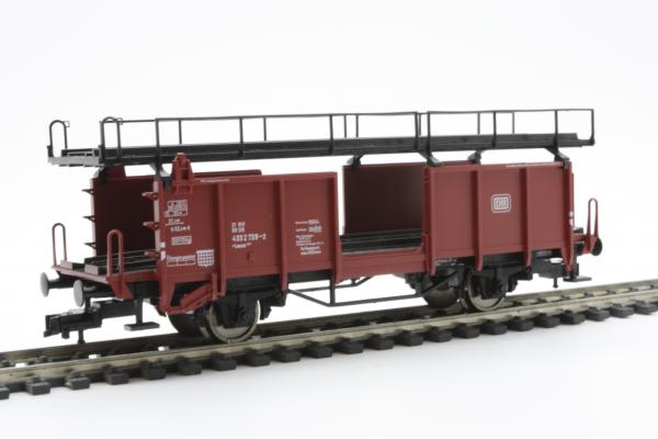 Fleischmann 5224 Double-deck car transporter, DB