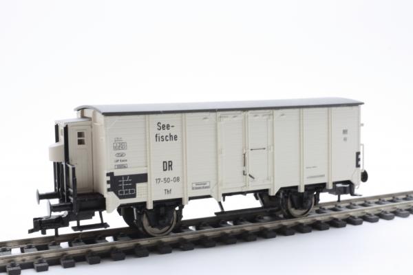 Fleischmann 5348 Refrigerated wagon, w/ brakeman's cab, DR