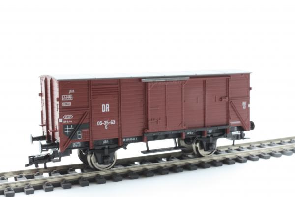 Fleischmann 5363 Box goods wagon type G, DR