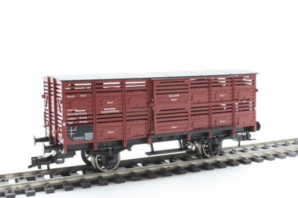 Fleischmann 5364  Livestock wagon, DRG