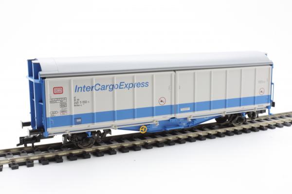 "Fleischmann 5370  Sliding-wall wagon ""InterCargoExpress"", DB"