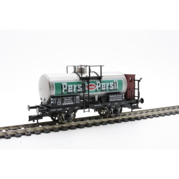 "Fleischmann 5435 Tank wagon ""Persil"", w/ brakeman's cab, DRG"