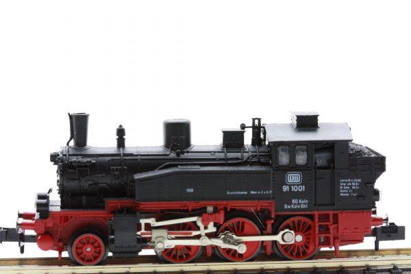 Fleischmann 7030  Tank Steam locomotive of the DB, class 91