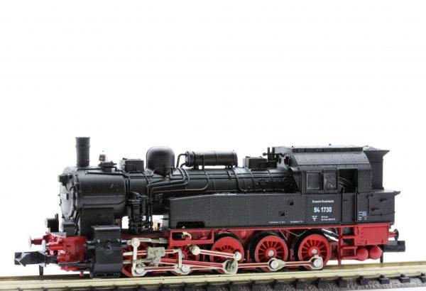 Fleischmann 7094  Tank Steam locomotive of the DB, Class 94