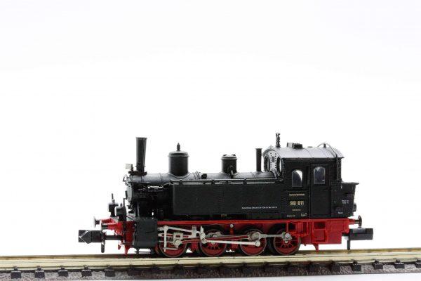 Fleischmann 7098  Tank Steam locomotive of the DRG, Class 98