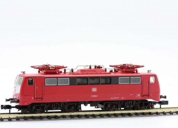 Fleischmann 7347  Electric Locomotive of the DB, class 111