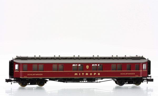 Fleischmann 8078  Sleeping coach, type WL 6ü, of the Mitropa company
