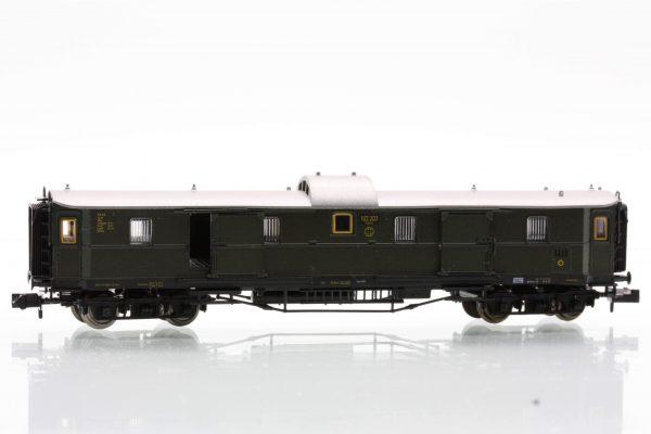 Fleischmann 8080  Baggage coach type Pw4ü Pr04, DRG