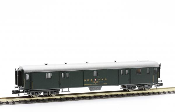 Fleischmann 8130  Baggage car type D, SBB