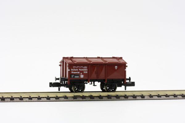 Fleischmann 8213  Hinged lid wagon, type K of the DRG