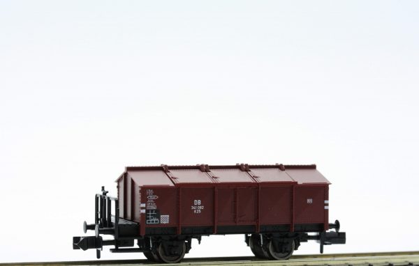 Fleischmann 8219  Hinged lid wagon, type K 25 of the DB
